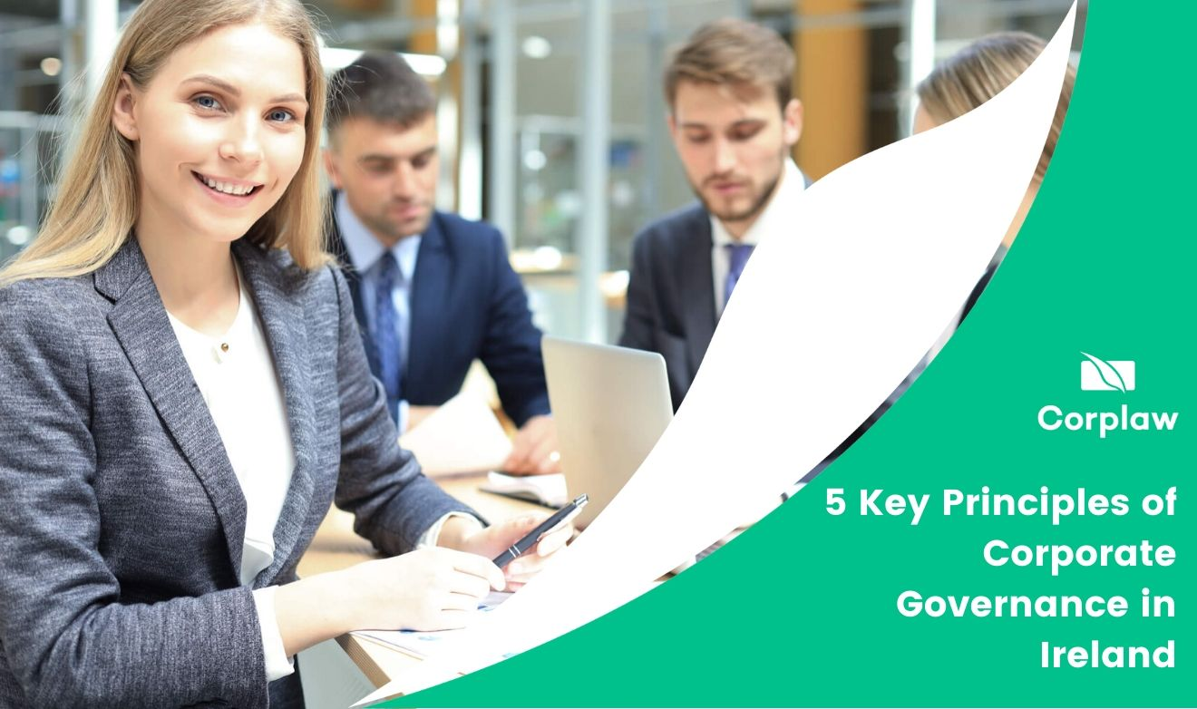 5 Key Principles of Corporate Governance in Ireland