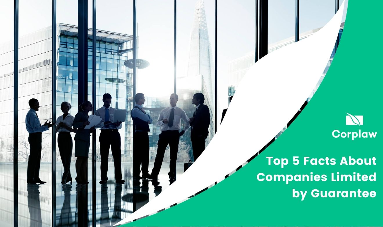 Top 5 Facts About Companies Limited by Guarantee