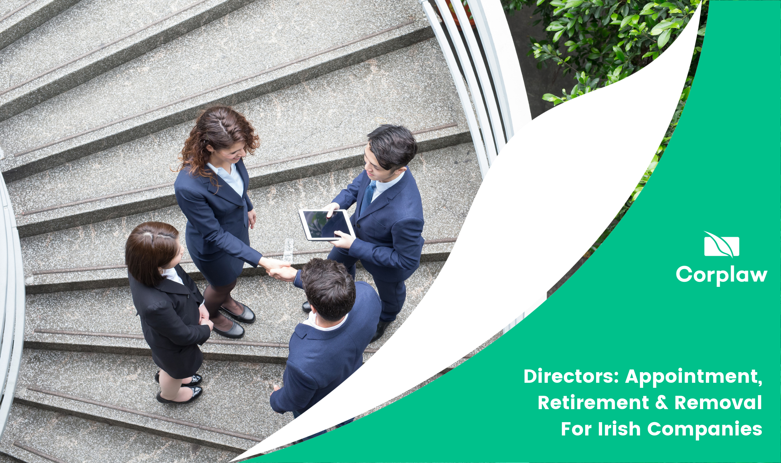Directors_ Appointment, Retirement & Removal For Irish Companies