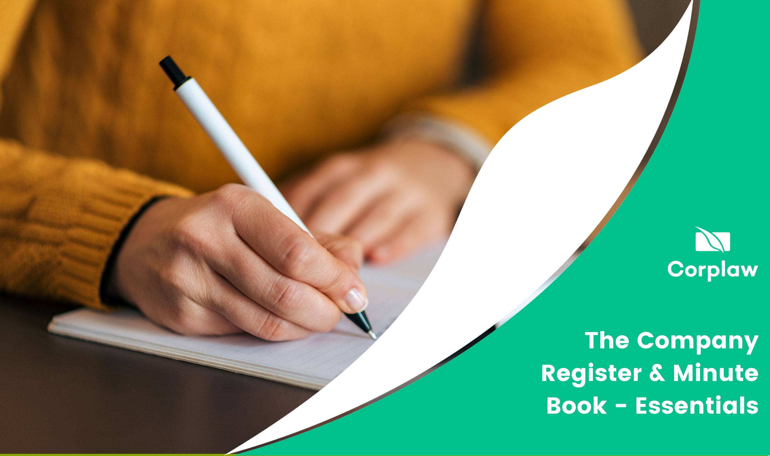 Updated version_ The Company Register  & Minute Book  - Essentials